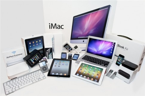 """Bạn có biết chữ """"i"""" trong iPhone, iPad thực sự có ý nghĩa gì không?"""