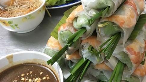 Báo Mỹ gợi ý 8 món ăn ngon ở Sài Gòn