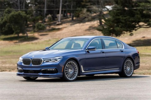 BMW Alpina B7 - sedan hạng sang mạnh như siêu xe