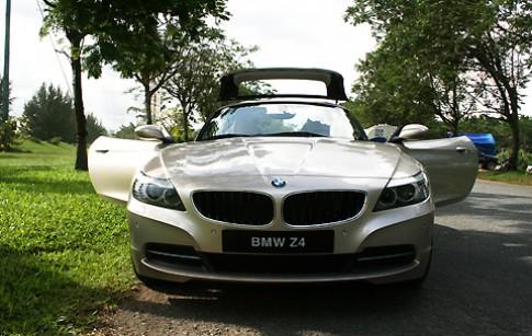 BMW Z4 thế hệ mới tại Việt Nam