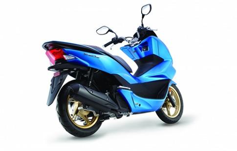 Chi tiết Honda PCX150 2017