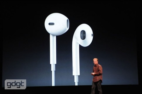 Có gì thay đổi ở tai nghe iphone 6s và 6s plus