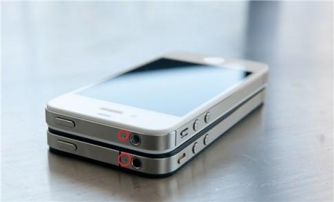 Công dụng của chiếc lỗ nhỏ trên điện thoại thông minh?
