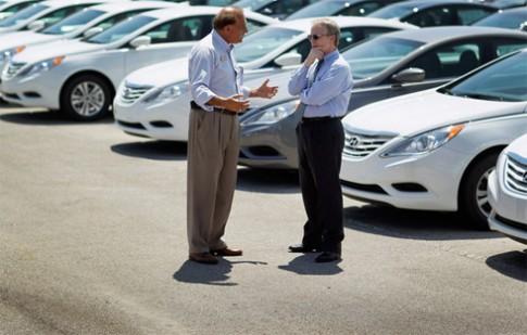 Cứ một giây có 2,6 chiếc ôtô được bán ra