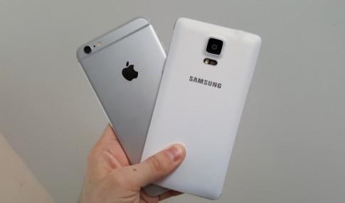 Đâm bạn cùng phòng vì iPhone và Android