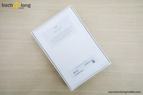 Đập hộp iPad Mini 4 vừa về Việt Nam