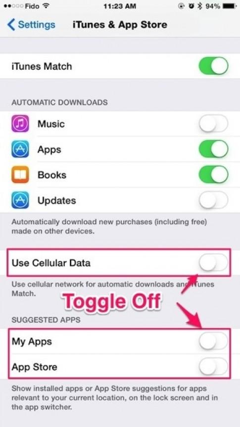 Đây là chiêu độc giúp bạn tiết kiệm 3G hiệu quả trên iPhone