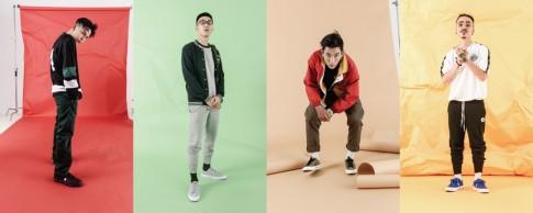 Decao cùng giới trẻ Sài Thành hào hứng tham gia One Star Pop Up của Converse