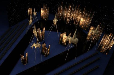 Đỗ Long chi tiền tỷ biến sàn catwalk thành hộp đêm