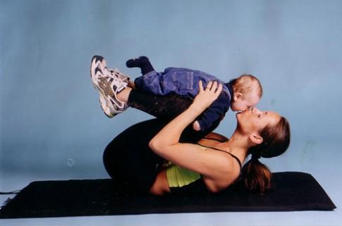 Đọc 6 lý do này, mẹ sẽ có ngay động lực để giảm cân sau sinh