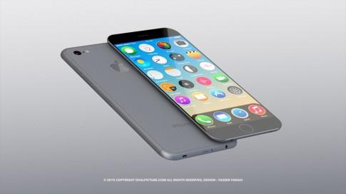 Dự báo iPhone 7 sẽ có độ mỏng lý tưởng của iPod Touch