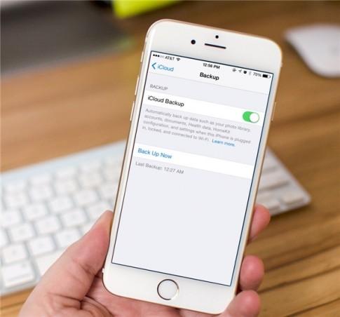 """Đừng quên kiểm tra """"đám mây điện tủ"""" iCloud khi sắm một em iPhone"""