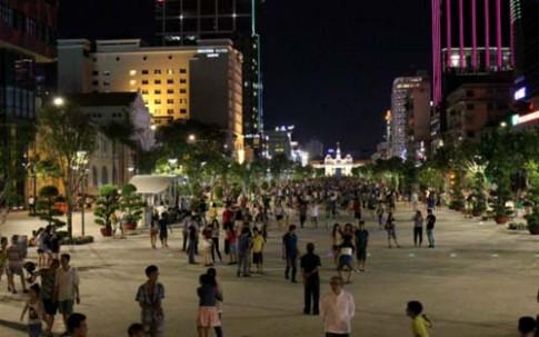 Đường Nguyễn Huệ được tìm kiếm hàng đầu ở Đông Nam Á