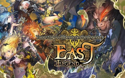 East Legend - gMO ARPG cuồng bạo từ tay Com2Us