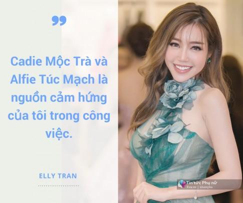 Elly Trần: Tôi không lạm dụng hình ảnh 2 con để đánh bóng tên tuổi!