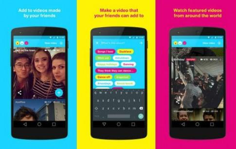 Facebook ra mắt Riff: ứng dụng cho phép bạn xây dựng chuỗi video với bạn bè