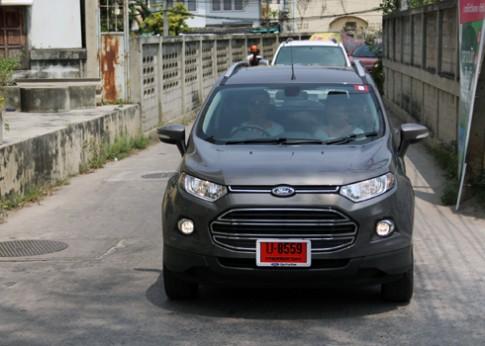 Ford EcoSport - SUV cỡ nhỏ cho đô thị