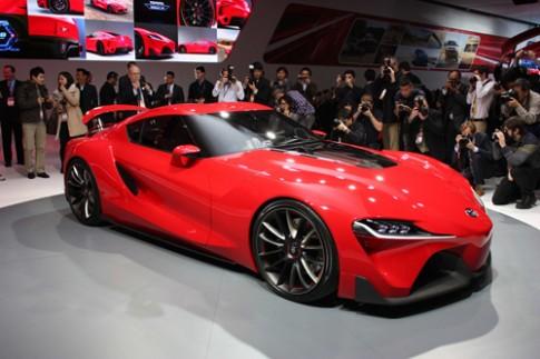 FT-1 Concept - tương lai của Toyota