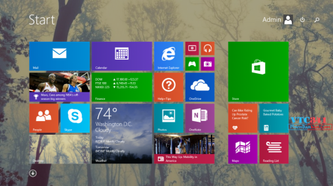 Ghost Windows 8.1 VTC full (32bit / 64bit)