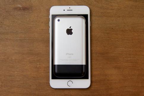 [Hại Não] iPhone 2G hay iPhone 6s ?- Cười té ghế với mấy chế !