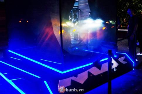Hình ảnh và clip ra mắt Yamaha NVX, mẫu xe tay ga cỡ lớn dành cho nam