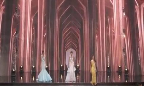 Hoàng Hải kể chuyện làm váy 5.000 USD cho Hoa hậu Hoàn vũ Pháp