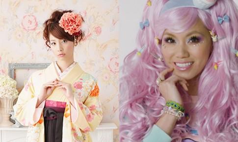 Hơn 100 năm phát triển thời trang Nhật