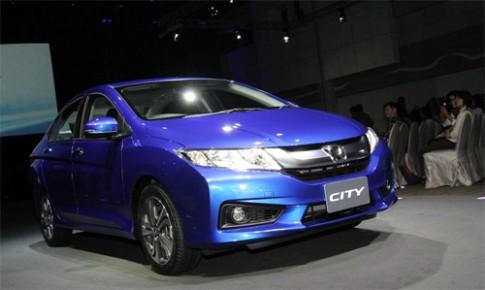 Honda City thế hệ mới sắp ra mắt tại Việt Nam
