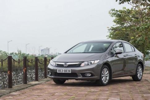 Honda Civic - những cải tiến đáng kể