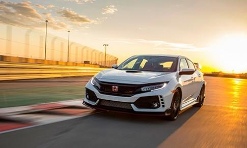 Honda Civic Type R - hatchback thể thao giá 34.000 USD