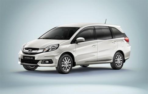 Honda Mobilio - đối thủ Toyota Innova sắp trình làng