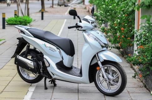 Honda SH300i - có gì sau mức giá 250 triệu tại Việt Nam?