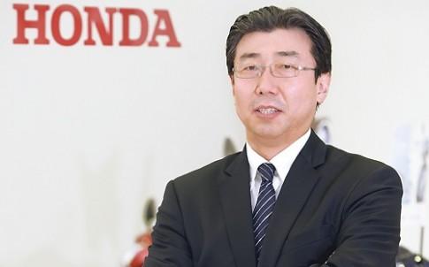Honda Việt Nam thay tổng giám đốc mới