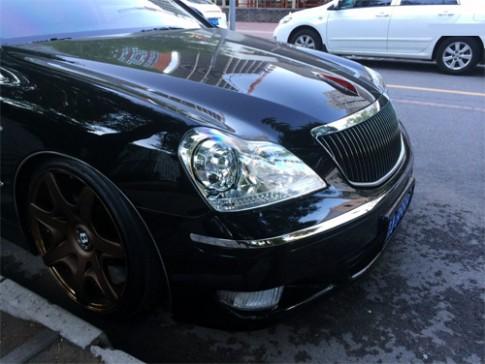 Hongqi HQ3 - Bentley nhái của Trung Quốc