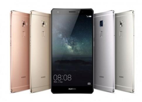 Huawei Mate S chính thức trình làng