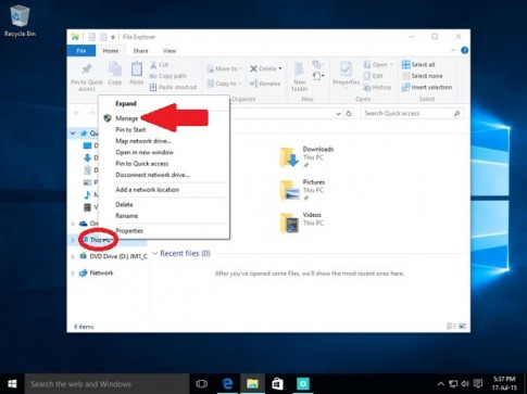 Hướng dẫn bật, tắt Windows Update trên Windows 10