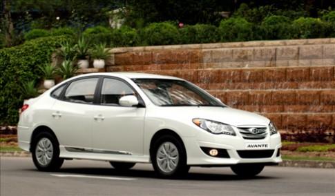 Hyundai Thành Công giảm giá Avante 'nội'