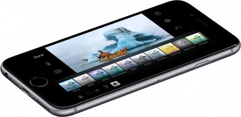 iMovie trên iOS cập nhật chỉnh sửa video 4K cho iPhone 6s và nhiều tính năng hay ho khác