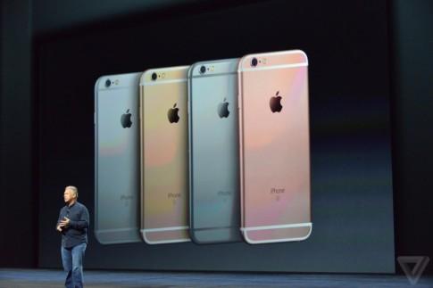 iPhone 6s và iPhone 6s Plus giá bao nhiêu?