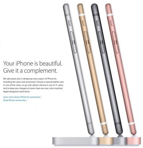 iPhone 6s/6s Plus đã được âm thầm nâng cấp RAM 2GB