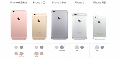 iPhone phiên bản Gold có khả năng tăng giá ở Việt Nam