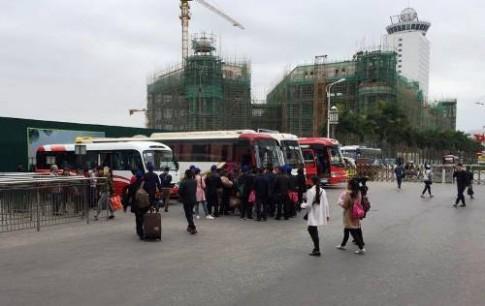 Khách Trung Quốc vào Quảng Ninh tăng đột biến