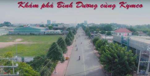 Khám phá Bình Dương cùng Kymco Việt Nam