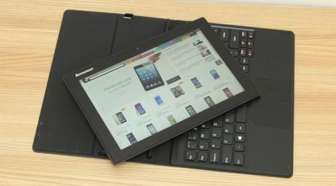 Lenovo Miix 3: Đa dụng tối đa trong thân hình mỏng manh