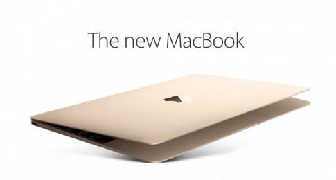 Macbook 12inch Giảm giá giá tới hàng triệu đồng mạnh trong tháng 8