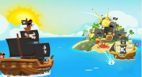 Mẹo chơi Pirate Kings: 5 bí kíp giúp bạn bắn phá nát đảo người chơi khác