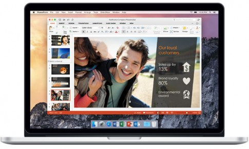 Microsoft cung cấp Office 2016 Preview cho Mac OS
