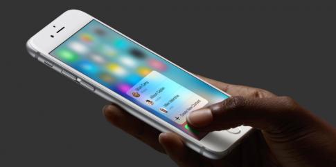 Miếng dán màn hình nào dùng được 3D Touch trên iPhone 6s / 6s Plus?