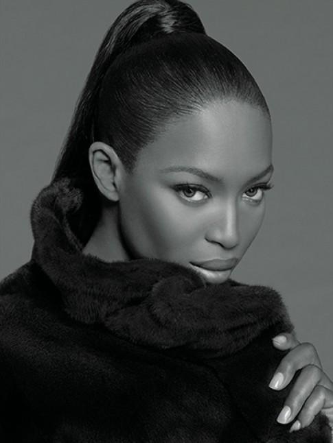 Naomi Campbell giành giải 'Biểu tượng thời trang Mỹ 2018'