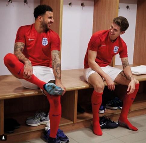 Nét hoài cổ nhuốm màu áo thi đấu World Cup 2018